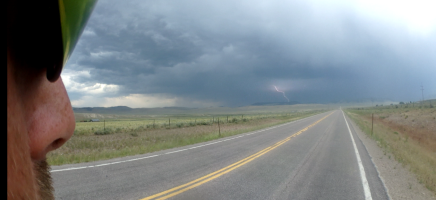 lightning where im heading