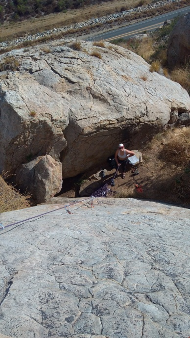 fun little slab climb