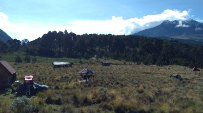 camp 1 on orizaba