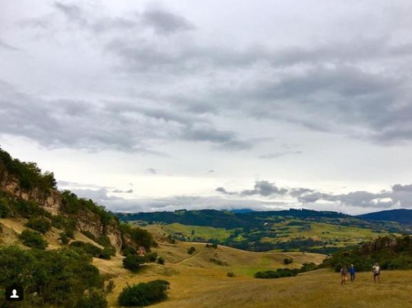 Valle De Los Halcones