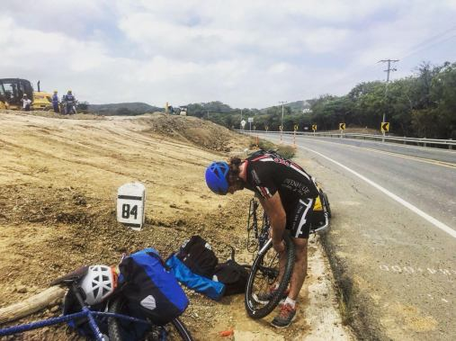 repair at the roadside