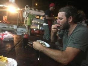 tasty street food